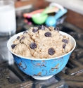 Chocolate Covered Katie's Cookie Dough Dip